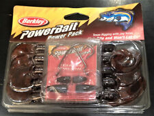 Berkley PowerBait - Power Packs - Texas Rig-  Choose Color (Discontinued)