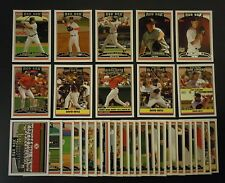 2006 Topps Boston Red Sox Team Set with Update 35 Cards David Ortiz Ramirez