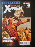 ⭐️ UNCANNY X-MEN #1 Regenesis (2012 MARVEL Comics) VF/NM Book