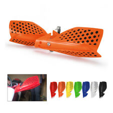 Orange Handle Brush Bar Hand guards Universal For KTM Dirt Pit Bike Enduro Moto