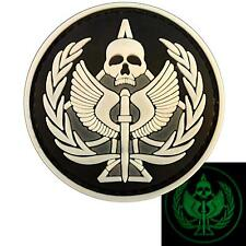 call of duty task force 141 PVC rubber 3D COD morale touch fastener patch