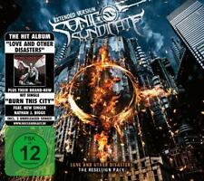 SONIC SYNDICATE – LOVE AND OTHER DISASTERS CD/DVD SET (NEW/SEALED)