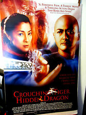 Crouching Tiger Hidden Dragon Exc.Orig.U.S. One Sheet movie poster rolled 27x40