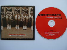 NICKELBACK   __   FIGURED YOU OUT   __ 1 Track  #PROMO# CD   __   FOR COLLECTORS