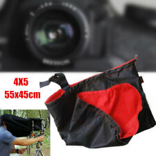 Dustproof Dark Cloth Focusing Hood For 4X5 Large Format Camera Wrapping Film