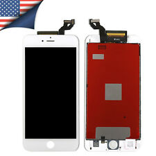 """White For iPhone 6S Plus 5.5"""" Replacement Screen LCD Display Touch Full Assembly"""