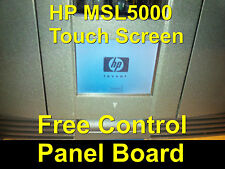 Touch Screen for HP MSL5000 Tape Library. 90-Day Warranty
