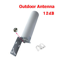 Outdoor Amplifier Digital TV Antenna Phone Signal Enhancement Receiver 360 Rotor