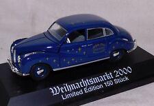 Schuco 1:43 Metallmodell -07864- BMW 501 - Auflage 150 Stück - Neu in OVP