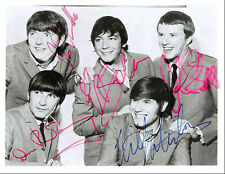 Eric Burdon & The Animals Autograph Signed Photo Preprint Glossy Music Portrait
