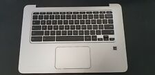 HP Chromebook 14 G3, G4 Keyboard and Touchpad Replacement