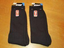 Wnba Basketball Socks Black Large ~2 Pairs~