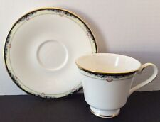 """Royal Doulton Rhodes H5099 Cup and Saucer Set(s) Footed EUC Excellent! 3"""" China"""