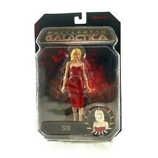 Battlestar Galactica Six Exclusive Diamond Select Action Figure - Sealed New