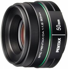 NEW PENTAX Telescopic Single Focus Lens DA 50mm F 1.8 K Mount APS With Tracking