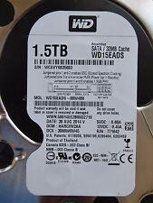 1,5 TB Western Digital WD15EADS-00W4B0 | HARCHV2AA | 30 AUG 2014 | PCB OK!