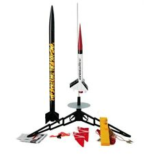 Estes EST1469 Tandem-X Launch Set E2X Model Rockets (2)