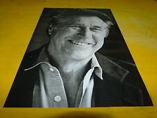 BRYAN FERRY - Mini poster Noir & Blanc 2  !!!!!!!!!!!!