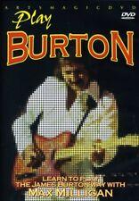 James Burton - Play Burton [New DVD]