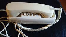 Matra TM05 - Combiné téléphonique vintage 1981 - Plastique