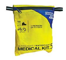 ADVENTURE Medical Kits (AMK) Ultralight & A TENUTA STAGNA KIT MEDICO.5 per 1 persona
