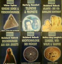 Rätselhafte Phänomene - Buch Set (10 Bücher)