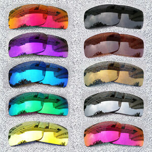 ExpressReplacement Polarized Lenses For-Oakley Gascan Sunglasses