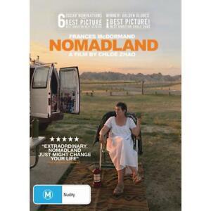NOMADLAND : NEW DVD
