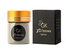 GK XD brows HENNA - tint for eyebrows / waterproof long lasting, 15g
