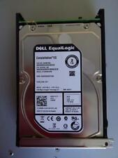 "Dell EqualLogic 2TB 7.2K 3.5"" SATA HDD Caddy for PS6500E PS6510E"