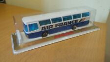 MAJORETTE NO 373 AUTOCAR AIR FRANCE BUS 1/87 IN ORIGINAL UNOPENED BOX FAC ERROR