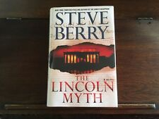 THE LINCOLN MYTH #9, Steve Berry, SIGNED 1st ed/1st print 2014 HCDJ