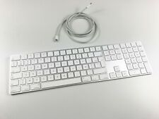 Magic Keyboard avec pavé numérique / Apple / iMac / iPhone / Airpod / iPad