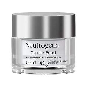 Neutrogena Cellular Boost SPF 20 Anti-Ageing Day Cream - 50ml