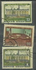 1955 Foundation of Atomic Power Station Sg#1934/6 Cto hinged as scan