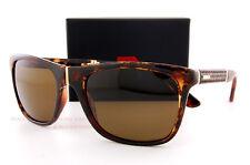 New Chopard Folding Sunglasses SCH 135 978P Tortoise-Gold/Brown Polarized Men