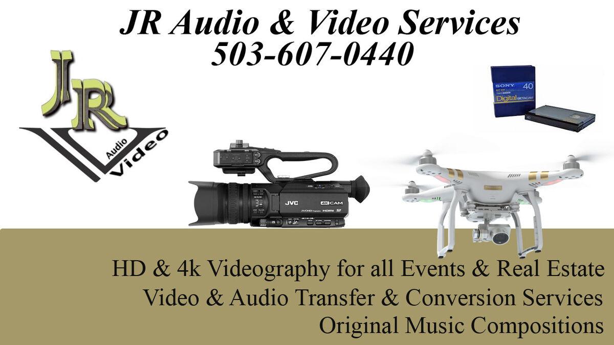 JR AudioVideo