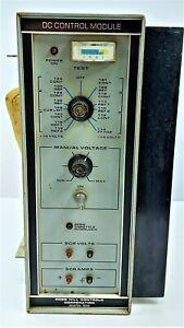 Ross Hill DC Control Module 0522-2400 REV. X | S.No. 5735