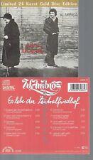 CD--WOLFGANG AMBROS--ES LEBE DER ZENTRALFRIEDHOF-LIMITED 24 KARAT GOLD DISC