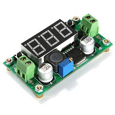 Adjustable DC-DC LM 2596 Converter Buck Step Down Regulator Power Module LW SZUS