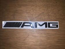 AMG Emblem Logo in Chrom passend für Mercedes B C CLA CLS G GLA E SLK S uvm....