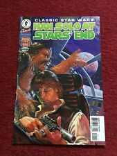 CLASSIC STAR WARS Han Solo at Star's End. ISSUE 1.  First Print March 1997