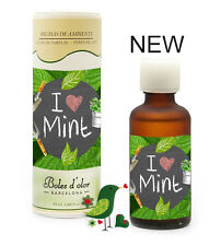 I Love Mint - EDP Electric Aroma Mist Diffuser Fragrance Oil 50ml