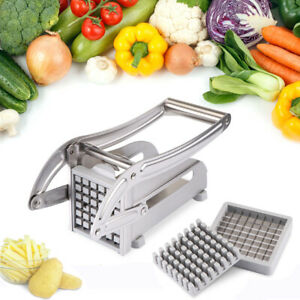 Stainless Steel French Potato Chipper Vegetables Potatoes Cutter /Dicer Machine