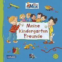 Mein Freund Max * Meine Kindergartenfreunde * Freundebuch * Carlsen Verlag