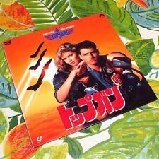 Top Gun 1987 JAPAN LD Laser Disc Movie Laserdisc NTSC SF078-1335 #001