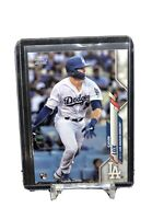 2020 Topps Series 1 GAVIN LUX Base Rookie Card #292 Los Angeles Dodgers RC