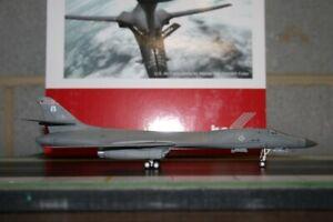Herpa Wings 1:200 USAF Boeing/Rockwell B-1B Lancer (559263) Die-Cast Model Plane