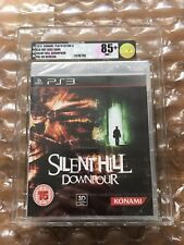 NEU VERSIEGELT Silent Hill Regenguss für PS3 Sony Playstation VGA/UKG Graded 85+