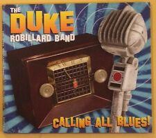 The Duke Robillard Band- Calling All Blues- CD